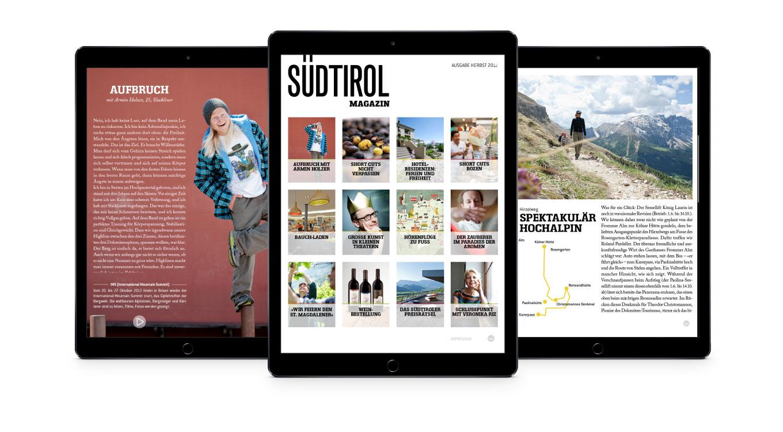 Südtirol Magazin App