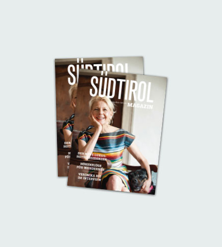 Südtirol Magazin Editorial Design