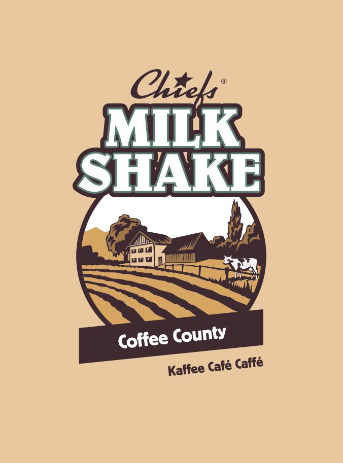 Branding Chiefs 2012 Milkshake Coffee