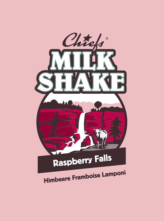 Branding Chiefs 2012 Milkshake Strawberry