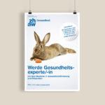 ZHAW Gesundheit Kampagne Werbung Zürich