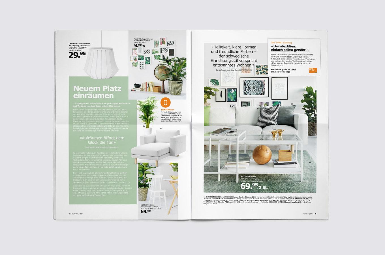 IKEA FAMILY Hej-Magazin