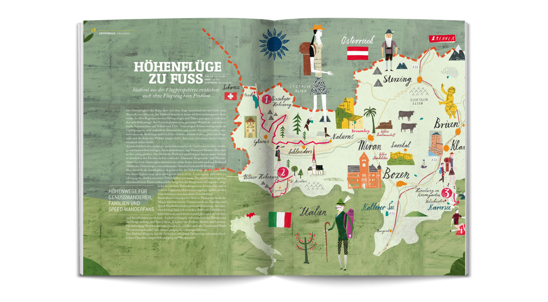 Südtirol Magazin Print