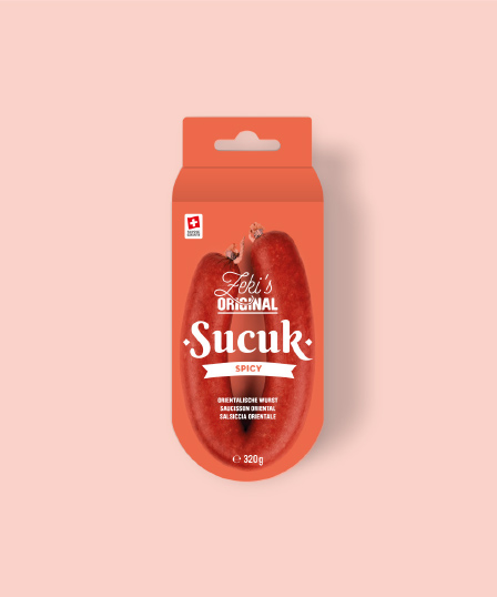 Averdi Sucuk Wurst Packaging